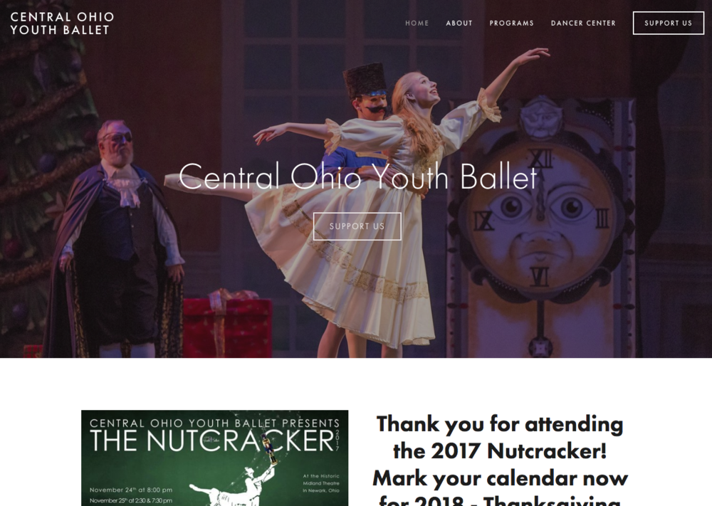 Central Ohio Youth Ballet