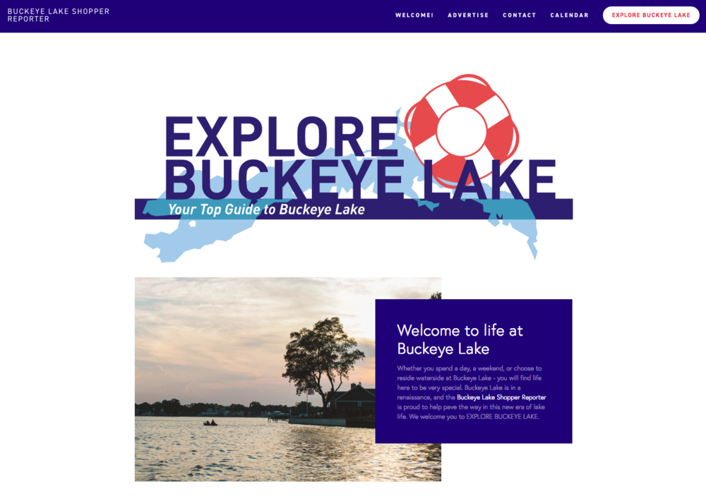 Explore Buckeye Lake