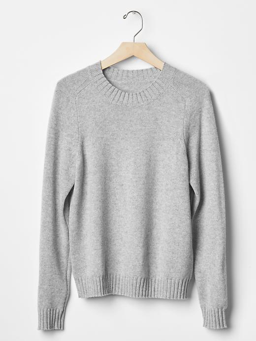 Gap's Cashmere Crewneck Sweater