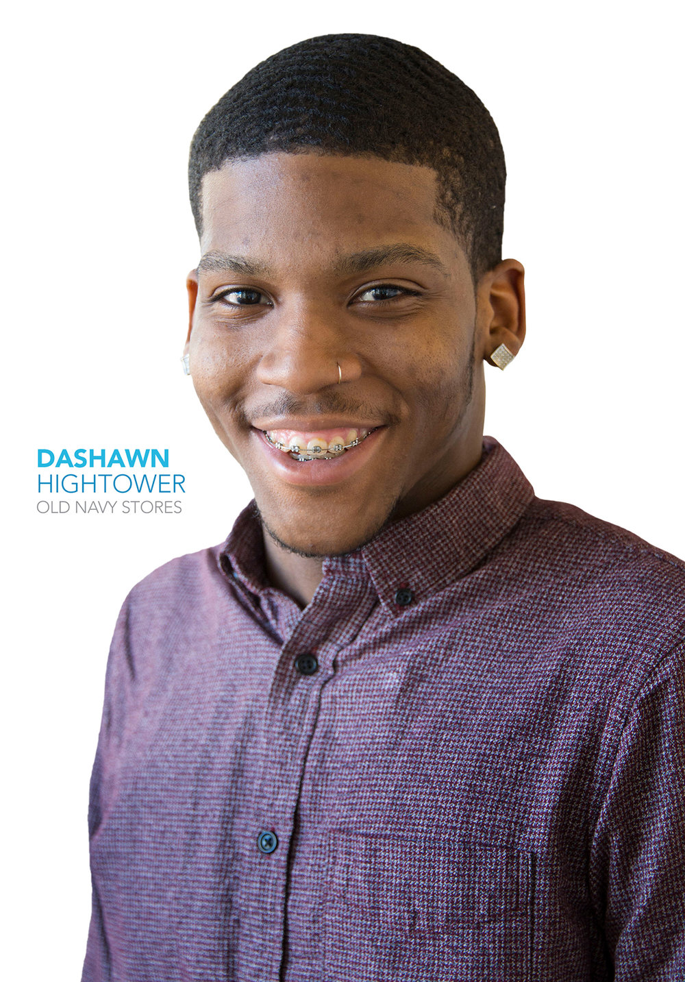 Dashawn Hightower Old Navy store