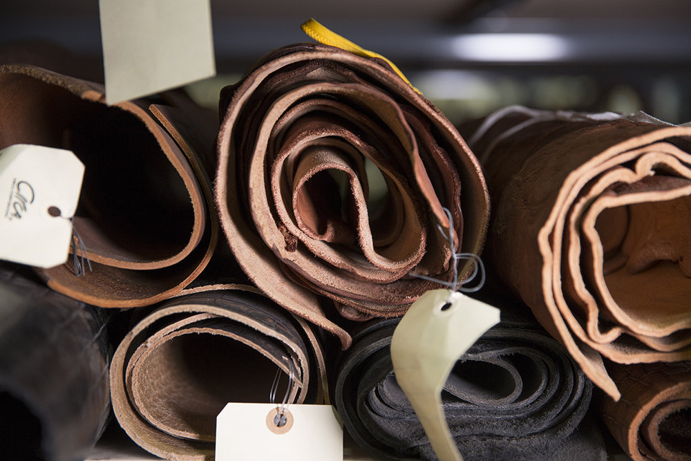 Gap leather manufacturing Circa of America