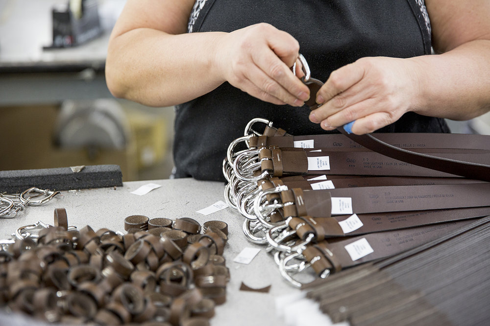Gap leather manufacturing Circa of America 3