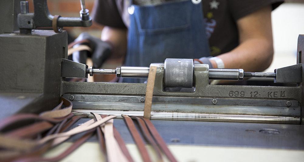 Gap leather manufacturing Circa of America 7