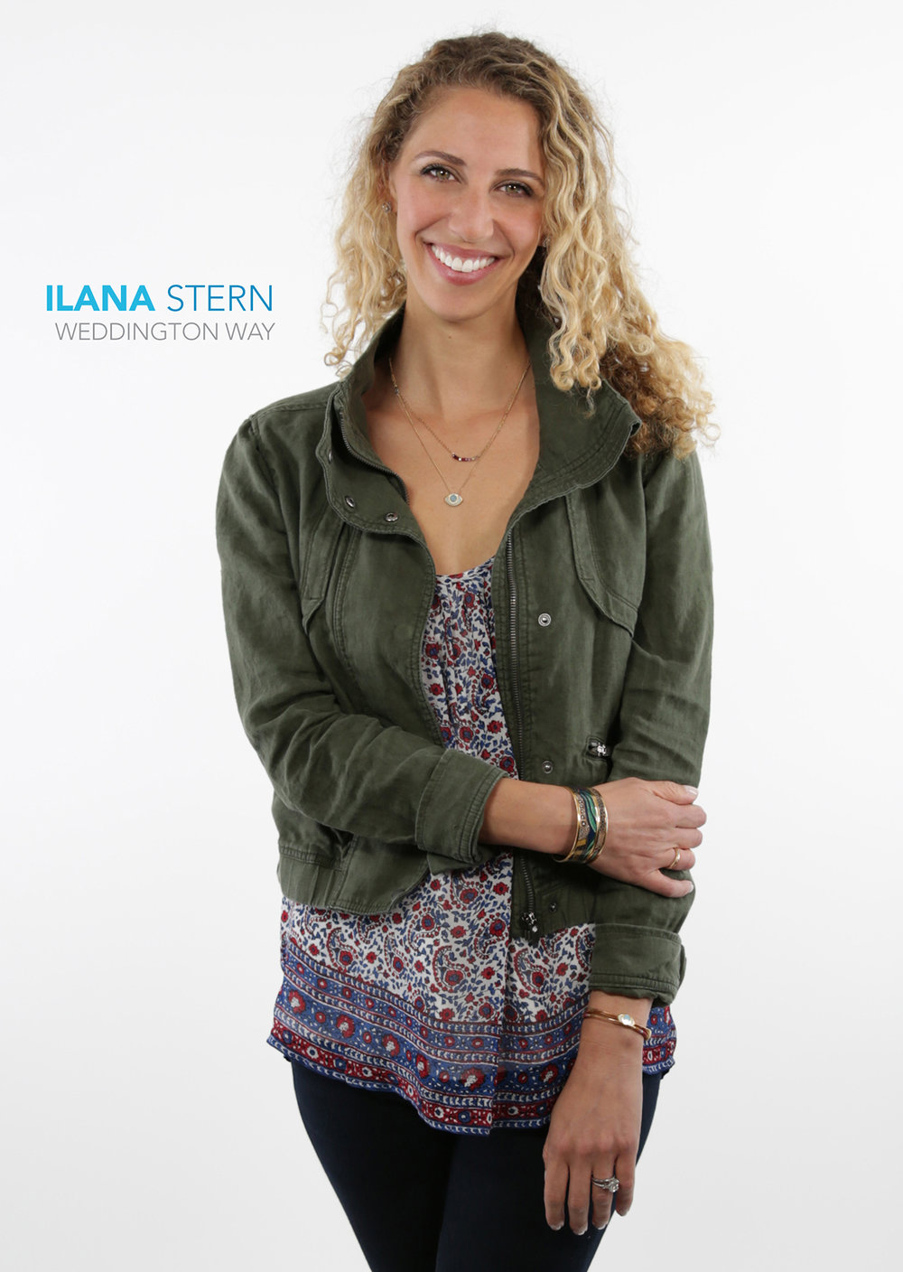 Ilana Stern Gap Inc. Weddington Way founder