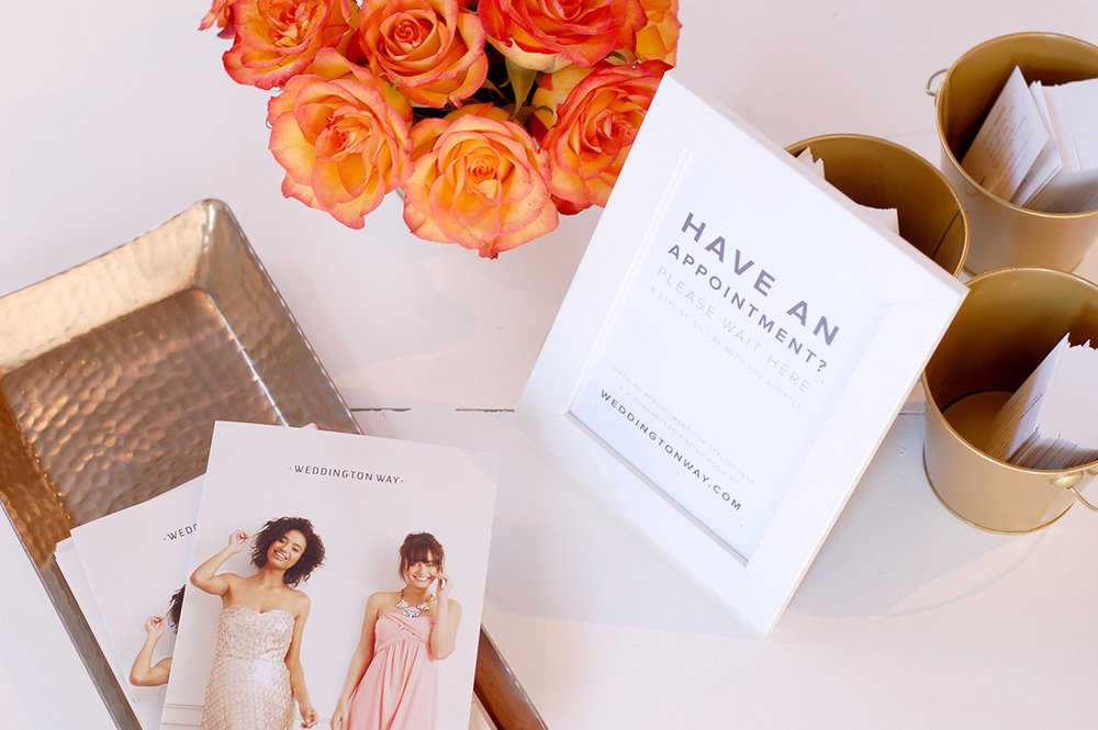 Weddington Way Is Changing How To Do Bridal Adressed Gap Inc S Blog