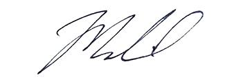 Michael Yee signature