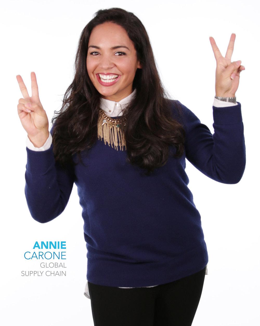 Annie Carone Gap Inc.