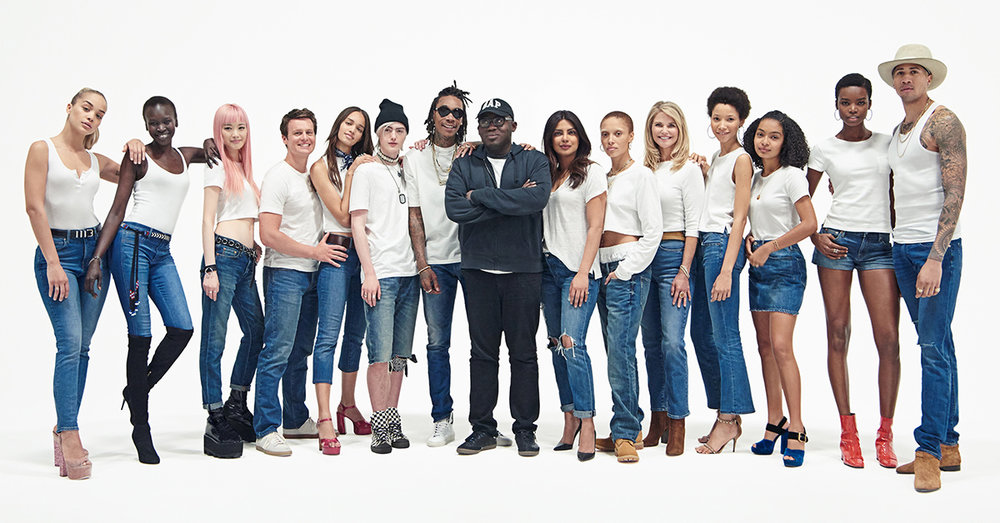 Edward Enninful directs Gap commercial