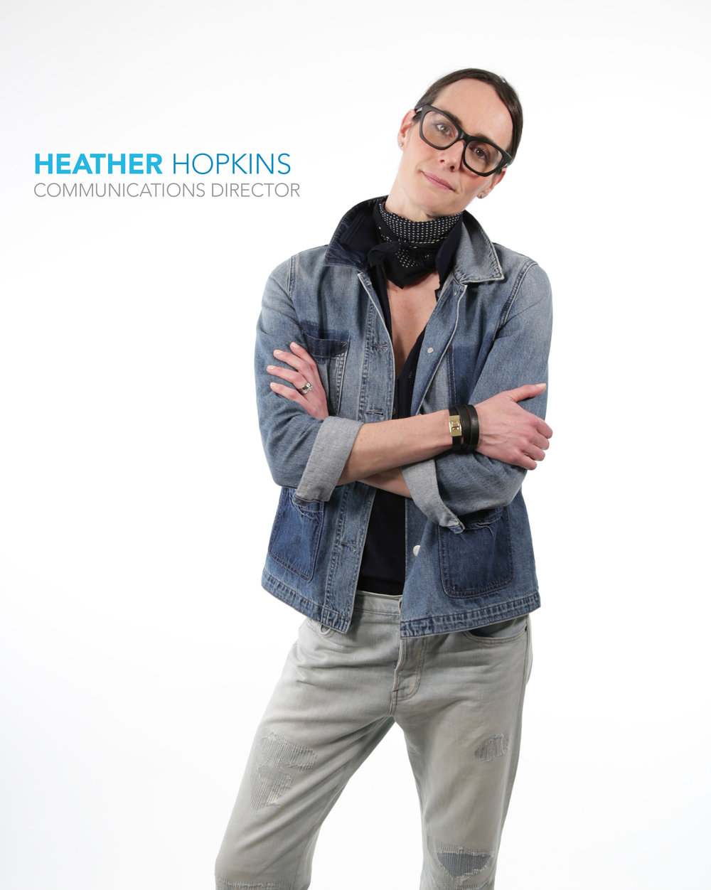 Heather Hopkins Communications Director