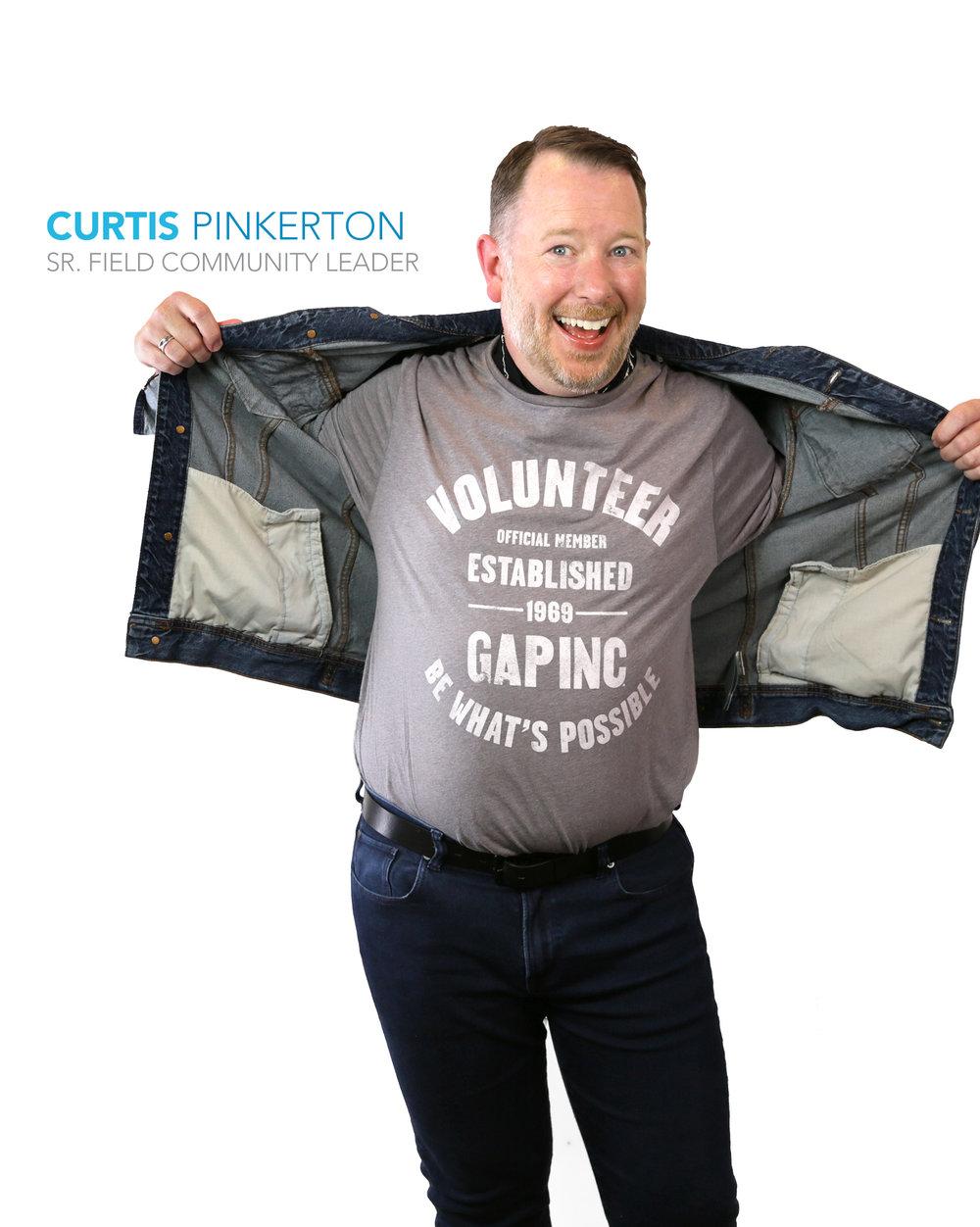 Curtis Pinkerton Gap Inc.
