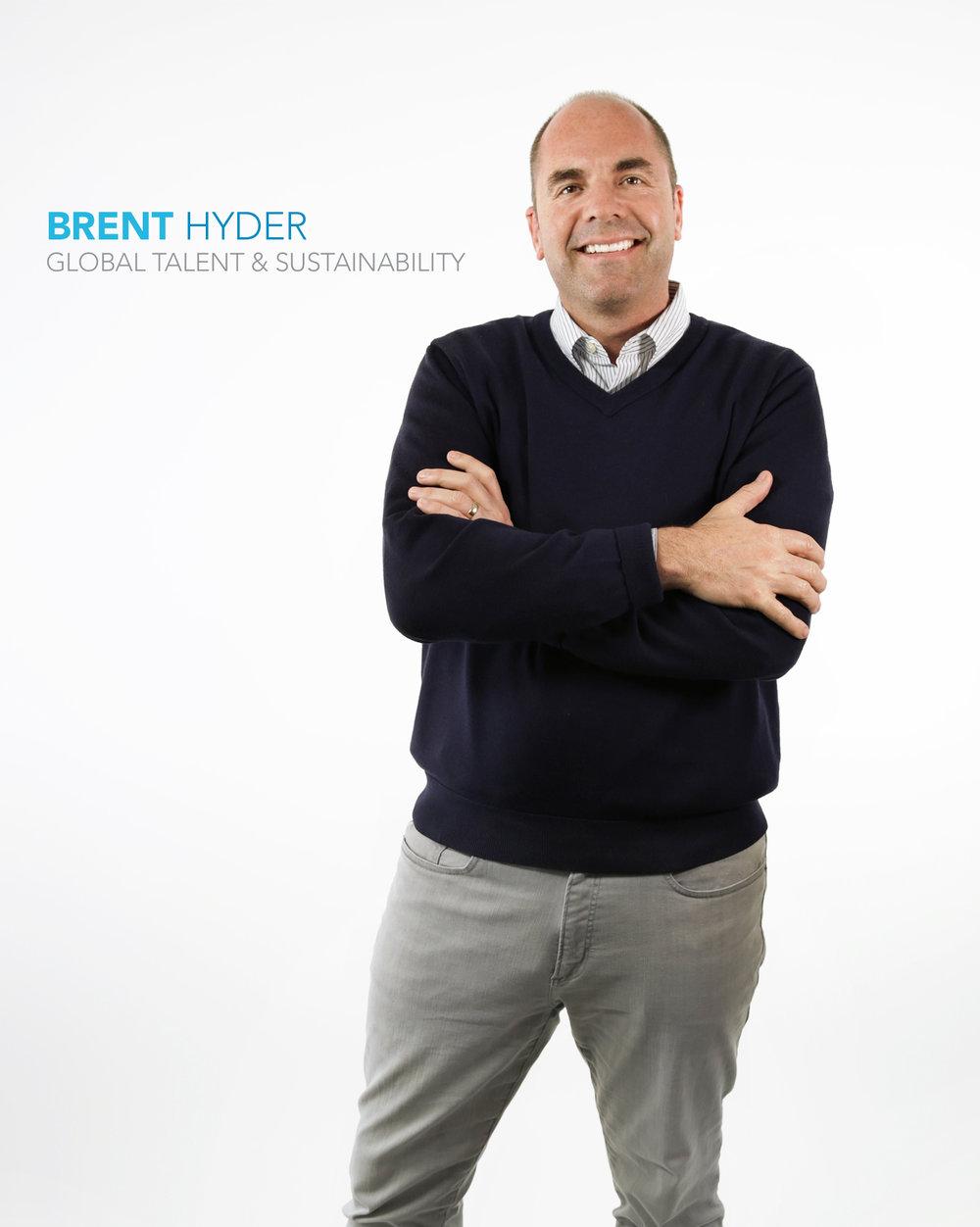 Brent Hyder #WeAreGapInc