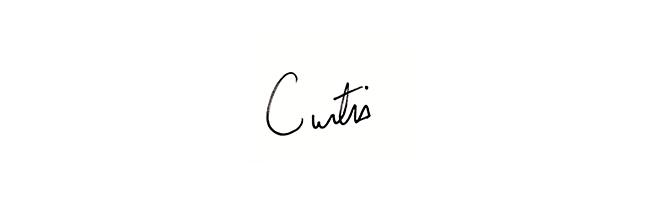 Curtis Pinkerton signature