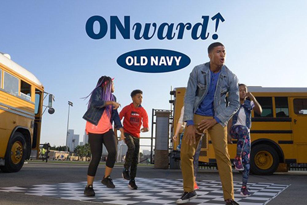 Old Navy ONward