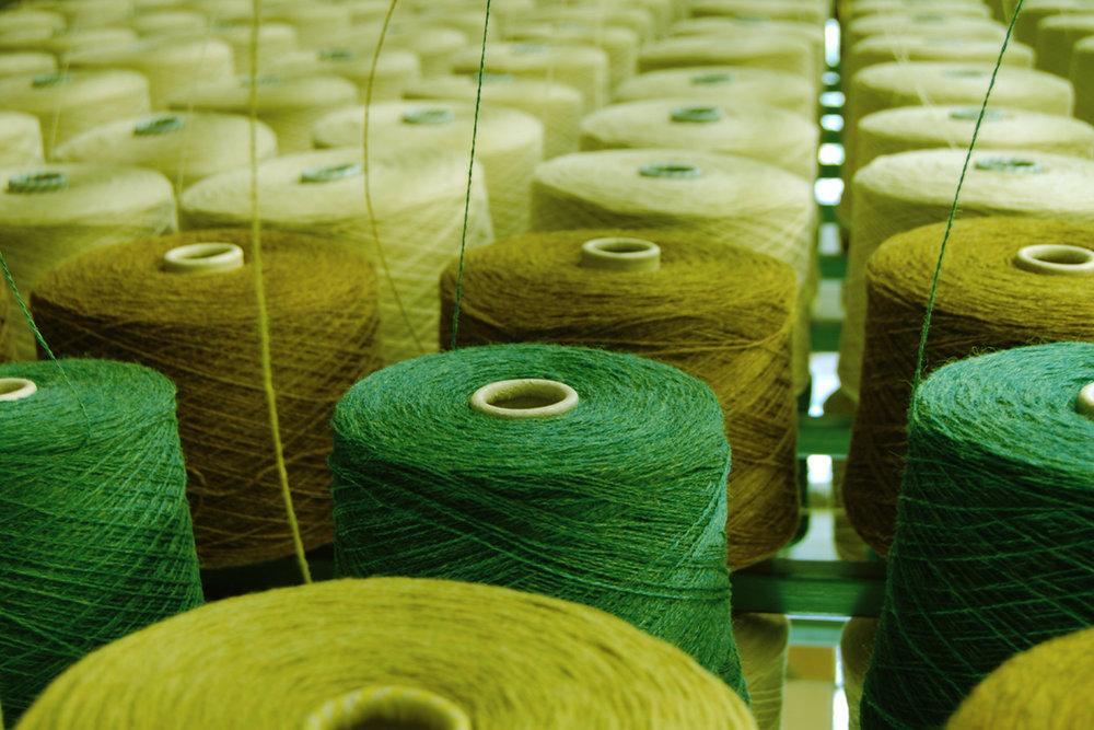 Canopy thread