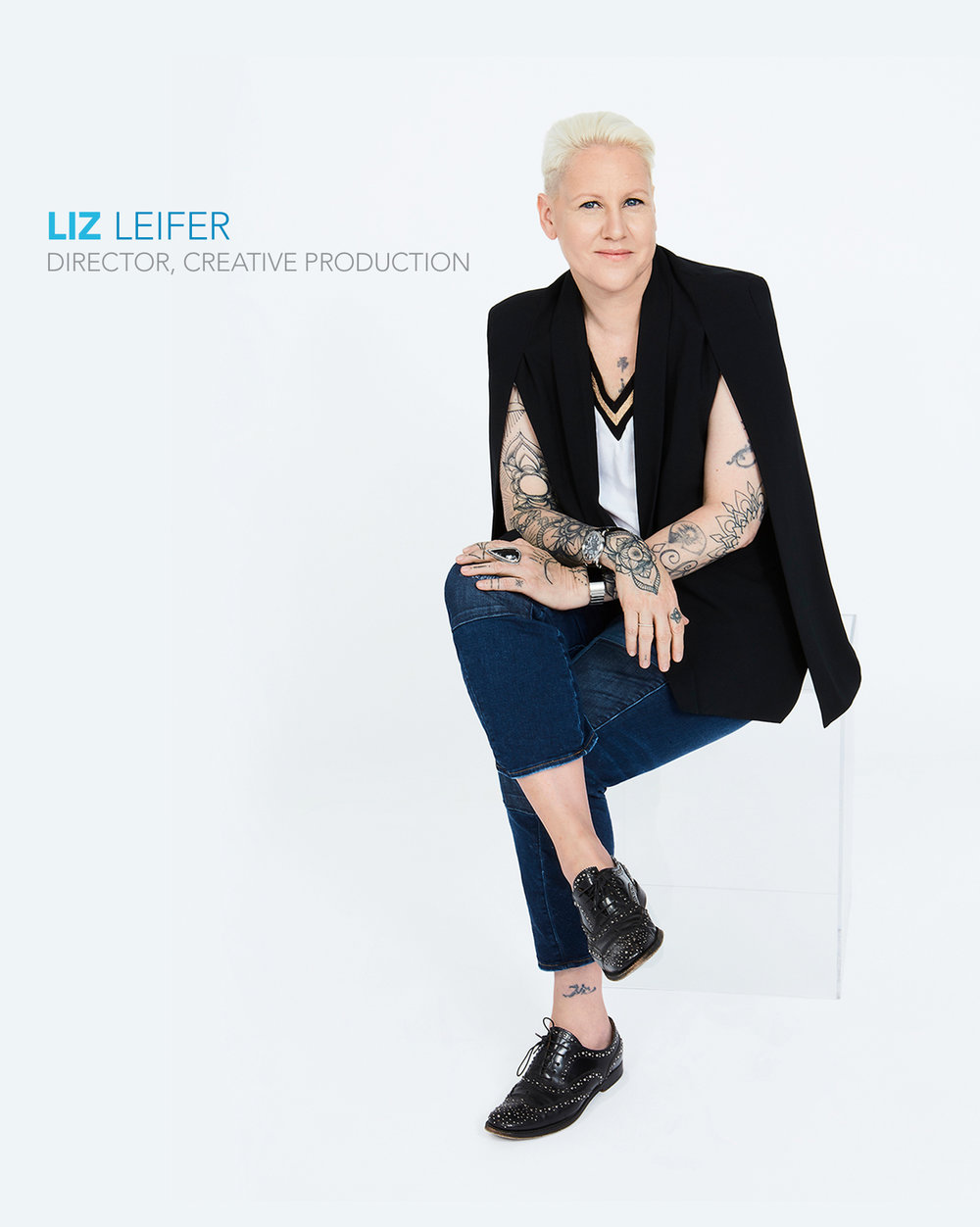 Liz Leifer