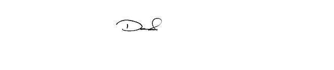 David Hayer signature.png