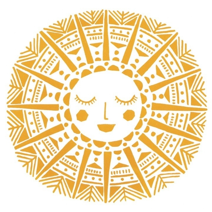 Maya Sun by Lu West