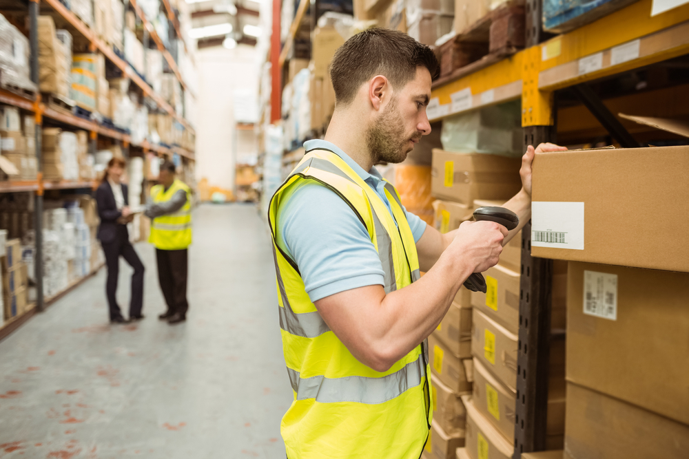 Hand Held for Warehouse Inventory Management