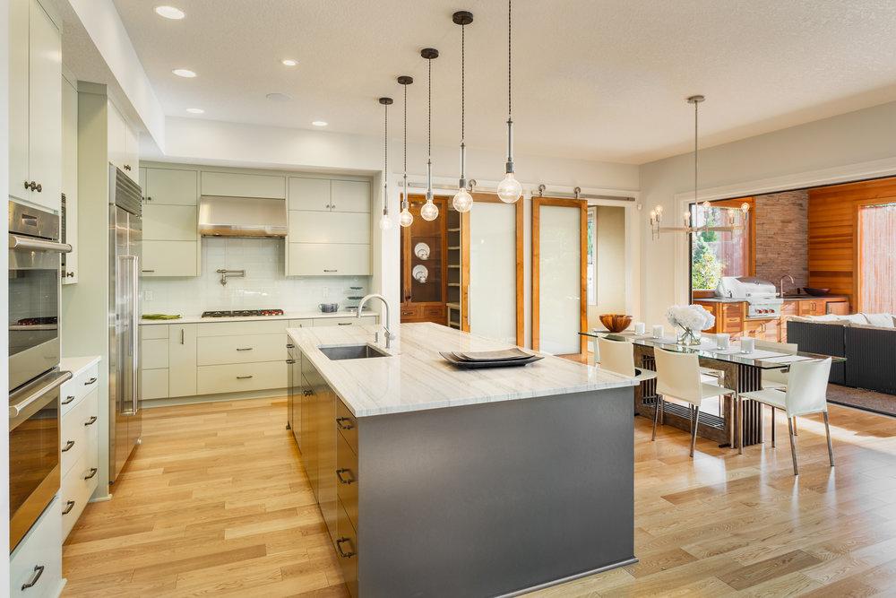 Custom Home Showroom Application