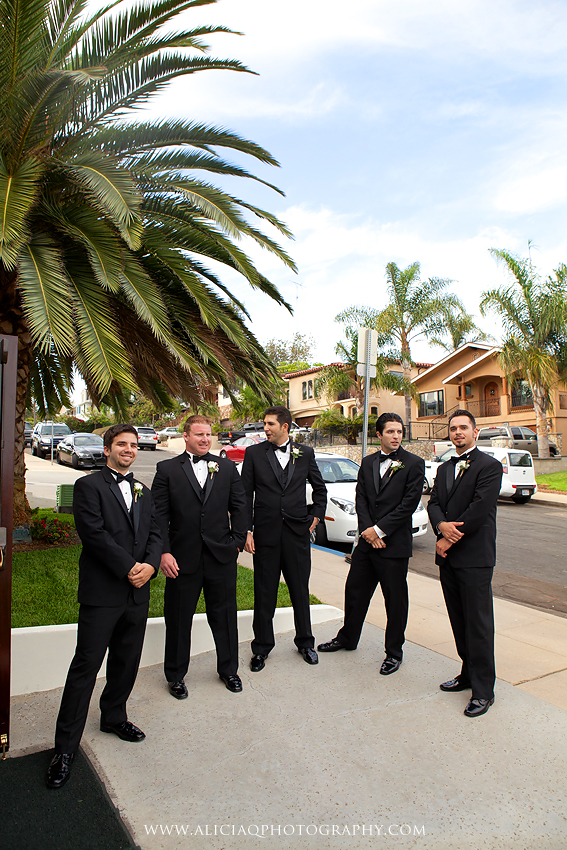 San-Diego-Catholic-Wedding-Saint-Agnes-Sheraton (7)
