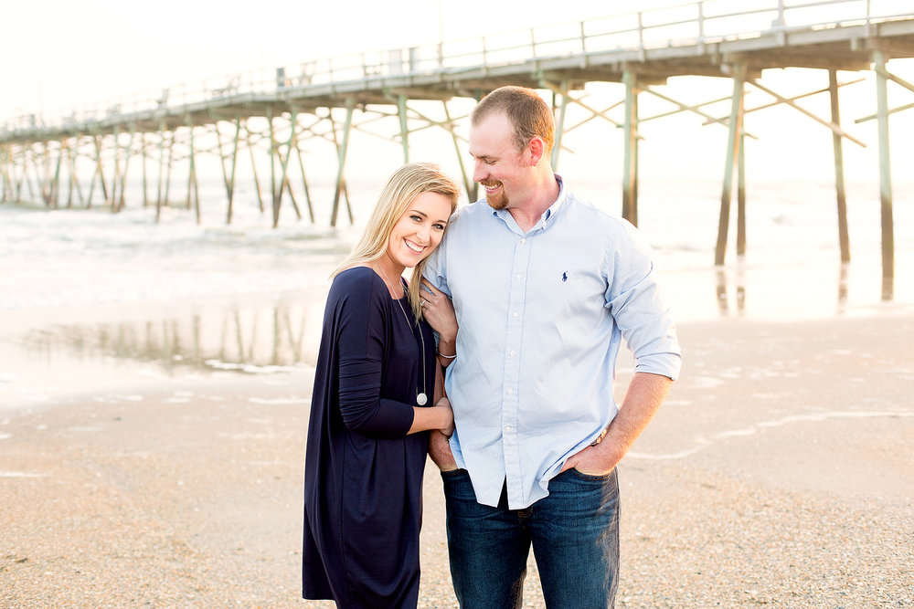 atlantic-beach-nc-engagement-photos