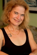 "Emily Wells, W. Virginia ""KiVo has given me a whole new set of healing tools and has added a new and wonderful dimension to my practice as a professional bodyworker, energy healer, and yoga instructor. I feel like Lis has given me permission to reconnect with the ecstatic joy of song and dance that I incarnated with and knew innately as a child. I'm feeling more freedom to express my authentic self, and am excited to know that I can share this gift with others."" Click to contact Emily"