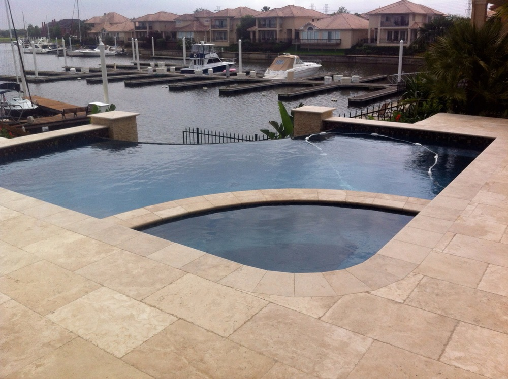 Travertine Pavers (Rectangle)
