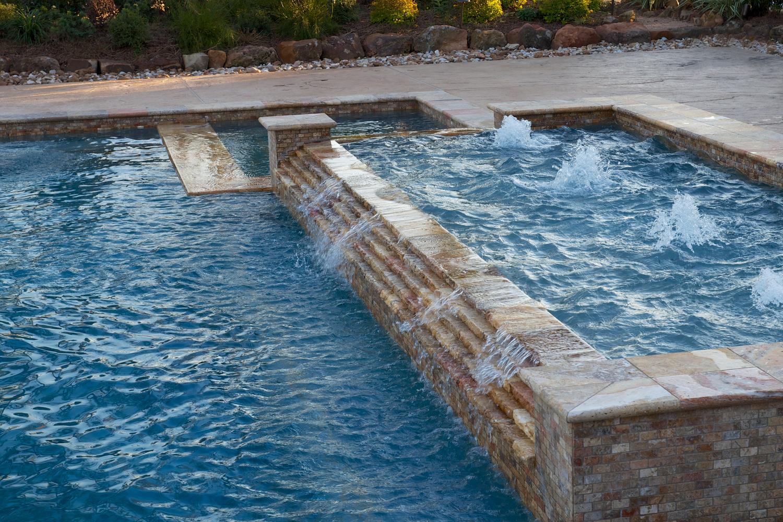 contact backyard amenities houston pool builder in ground custom pool designs