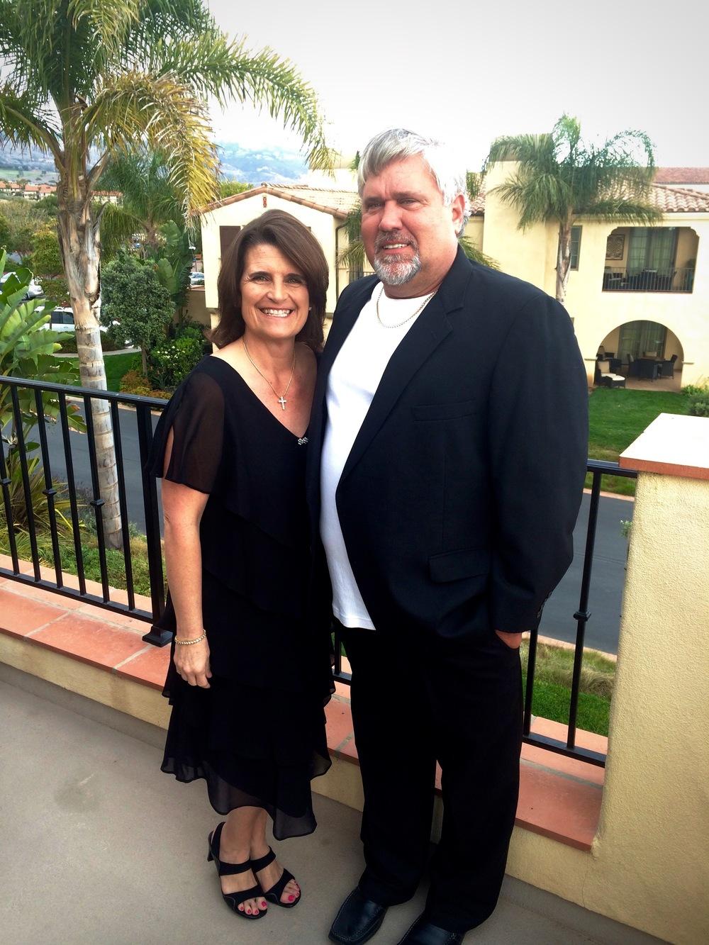 Brad & Patty Stephens
