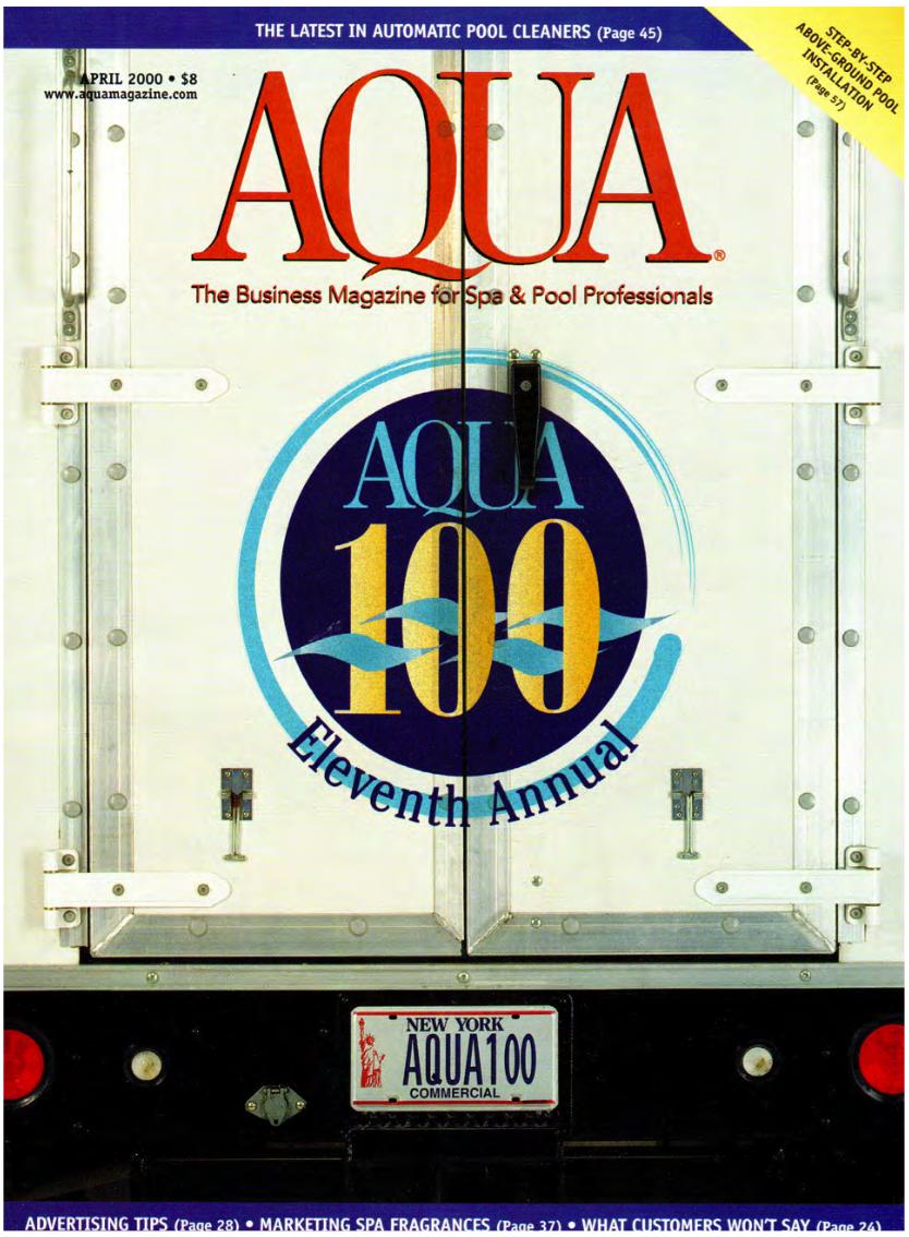 Aqua Magazine (April 2000)