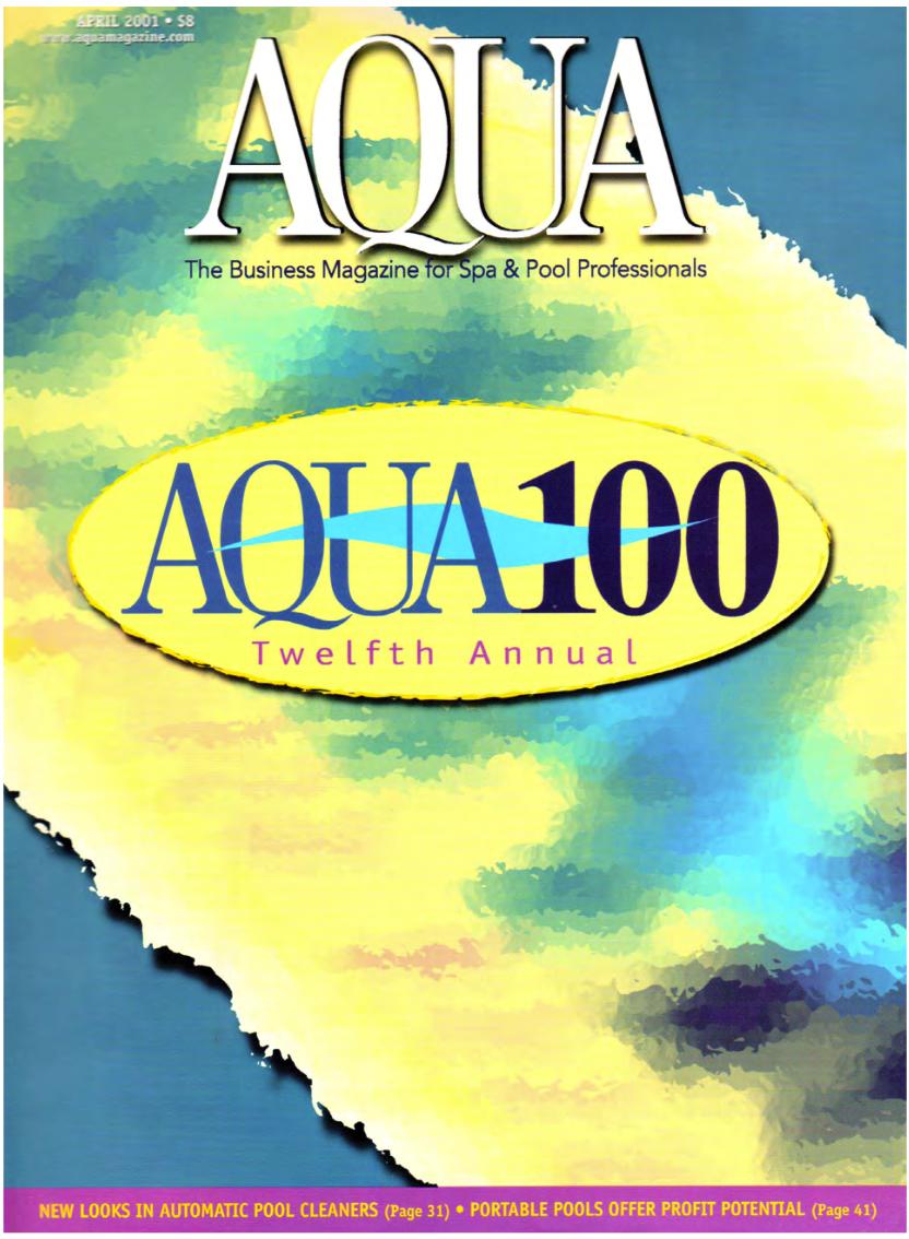 Aqua Magazine (2001)