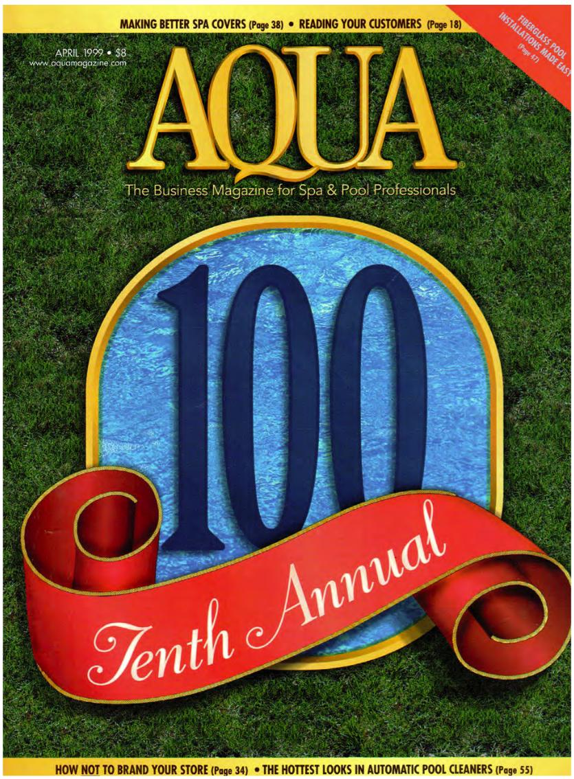 Aqua Magazine (April 1999)