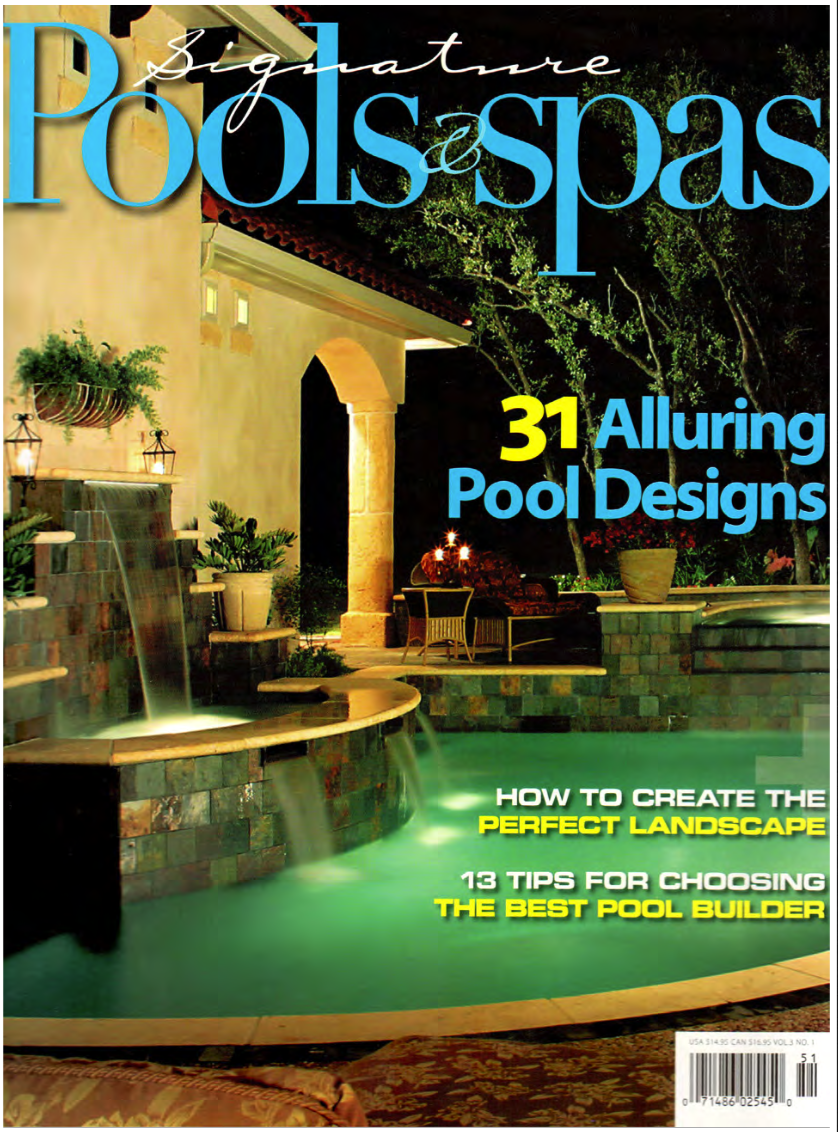Signature Pools & Spas (2004)