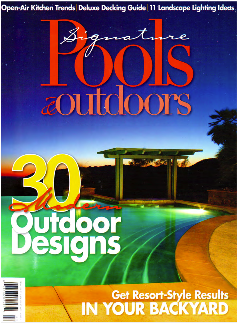 Signature Pools & Spas (2008)