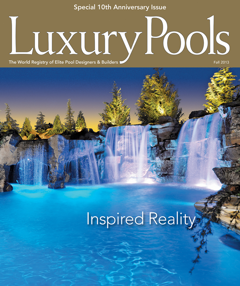 Luxury Pools (Spring 2014)