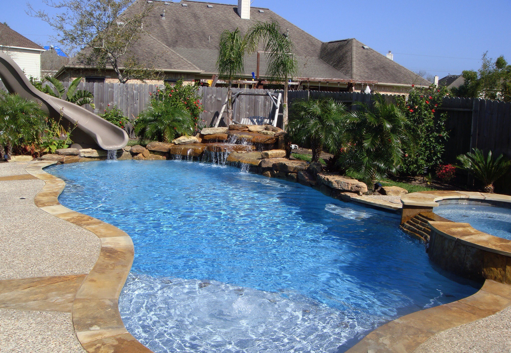 backyard amenities is a family owned and operated custom pool builder