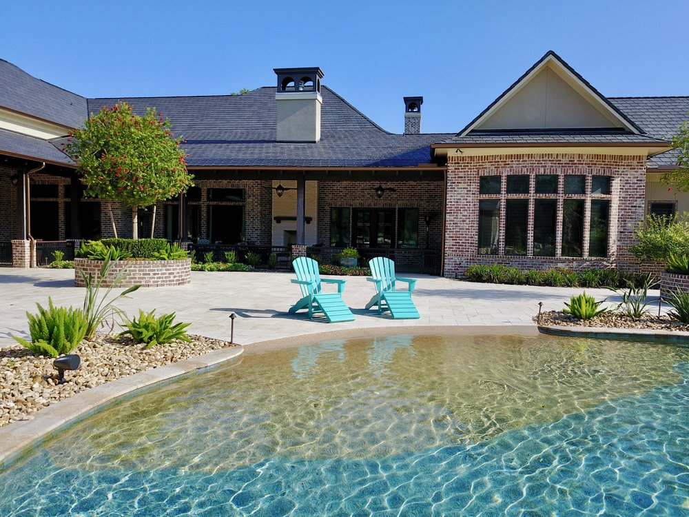Backyard Amenities   Houston Pool Builder - In Ground ...