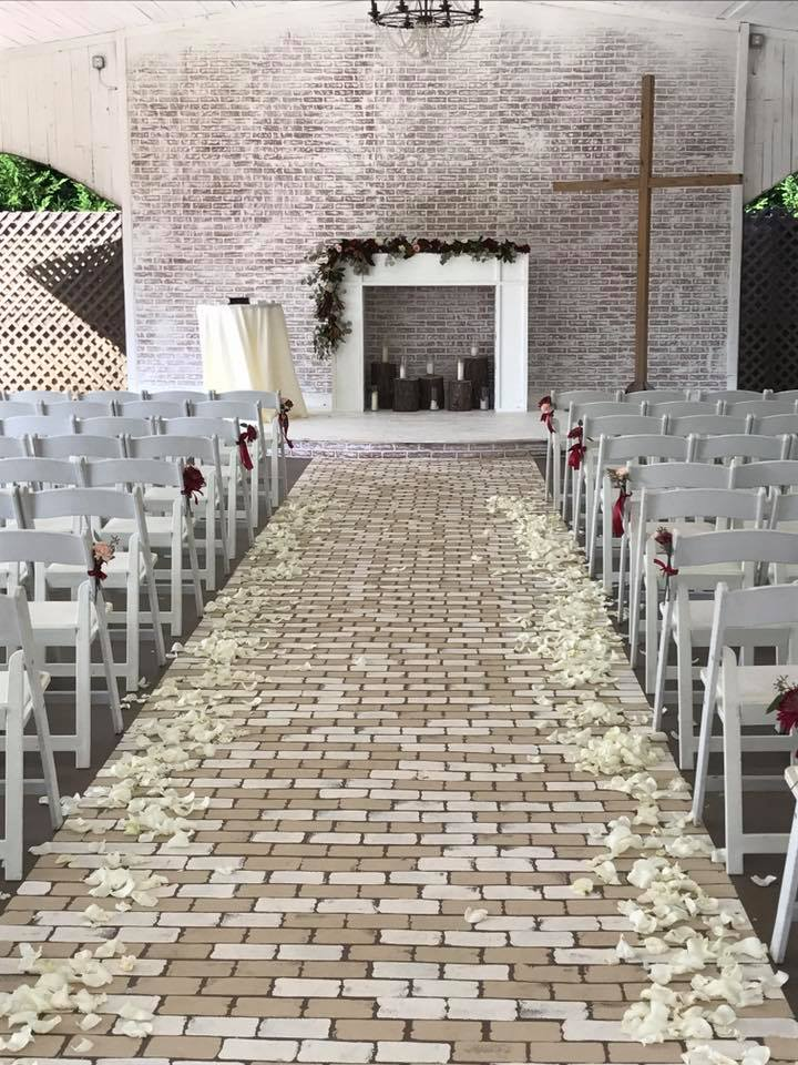 Ceremony Site - Wedding Venue