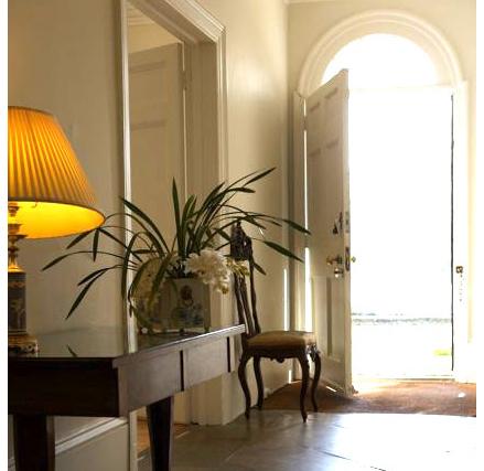Wellingham House Hallway