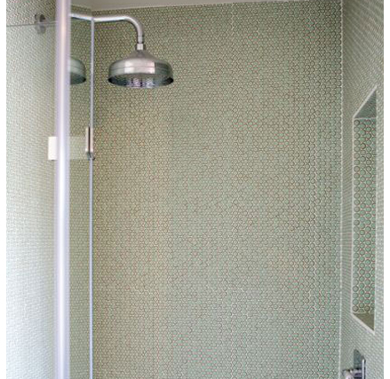 Wellingham House shower room