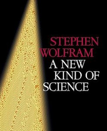 A New Kind of Science, published May 2002