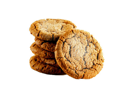 Gingersnap Cookie $1.25 each