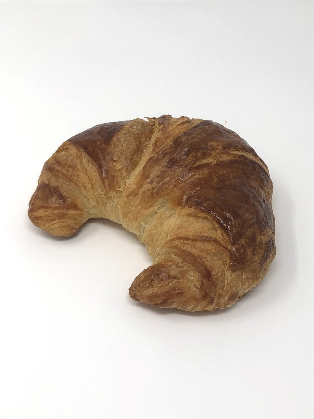 ALL BUTTER CROISSANT - AVAILABLE AT ALL LOCATIONS!