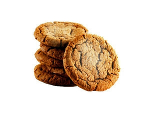 Ginger Molasses Cookie - $1.25 each