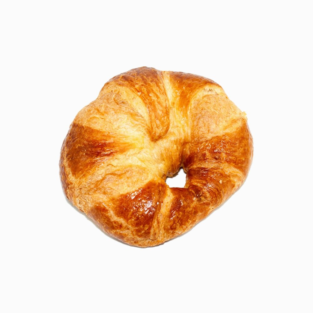 ALL BUTTER CROISSANT - $2.50
