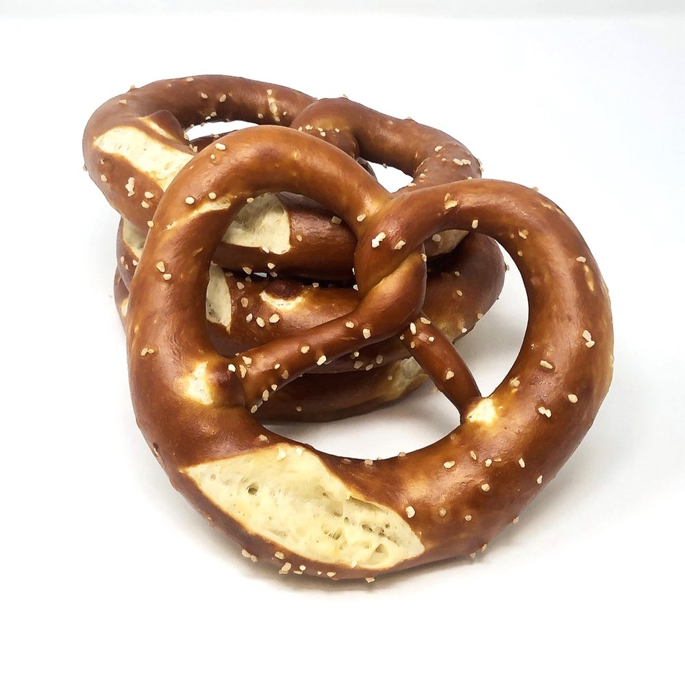 PRETZEL - $2 each - FRIDAYS & SATURDAYS ONLY!
