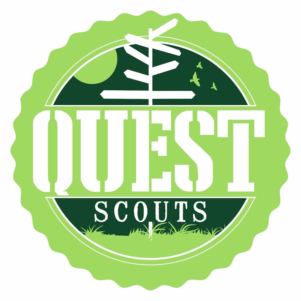 Quest Scouts Logo
