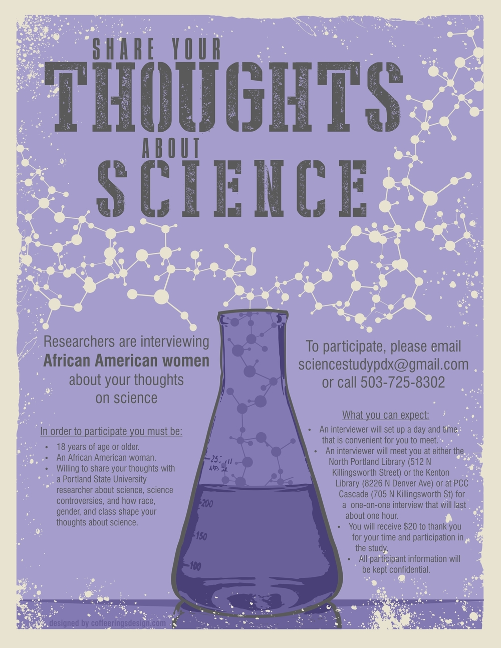 Thoughts on Science Poster