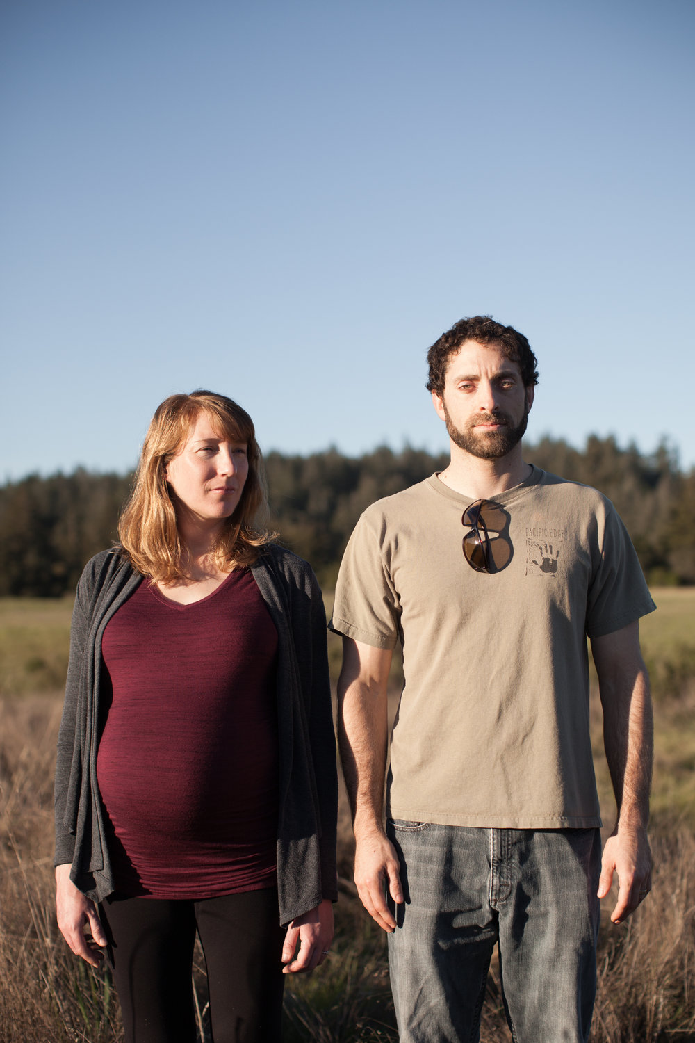 American Gothic Gets Preggers