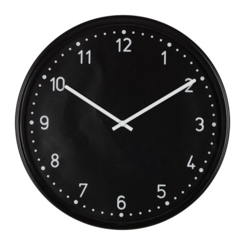 This clock can be resolved from a handful of geons.